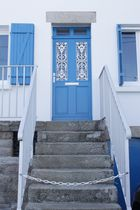 Blaue Tür, Quiberon