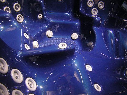 blaue Wanne