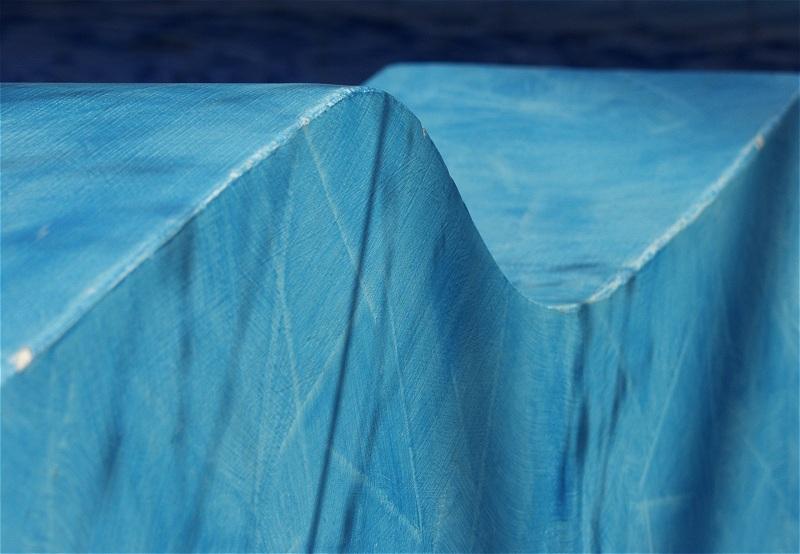 Blaue Welle...