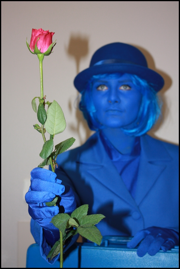 BlaueFrau-FürDich