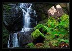Blauenthaler Wasserfall III