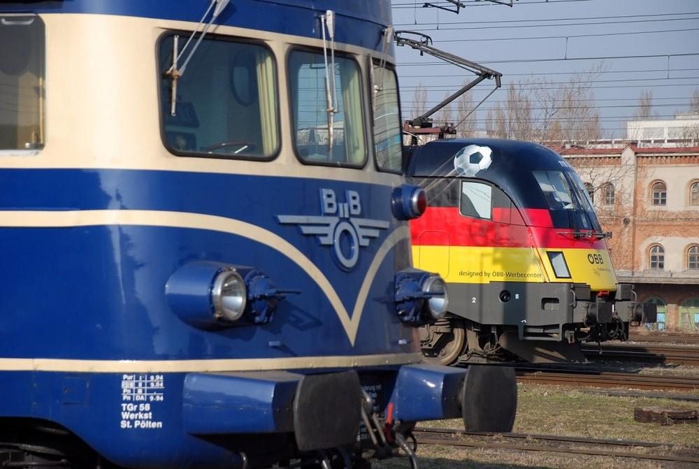 Blauer Blitz & Deutschland - Taurus