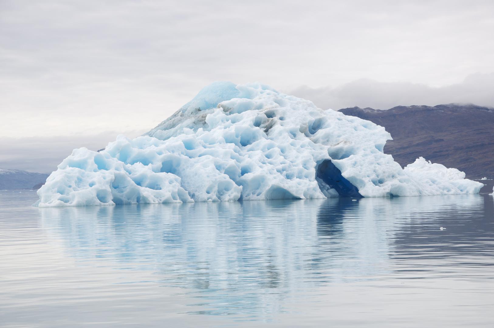 Blaues Eis 3