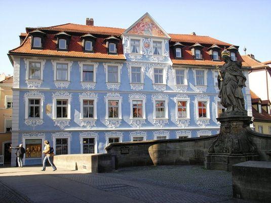 """""""Blaues Haus"""""""