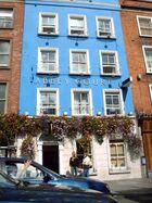 Blaues Haus!