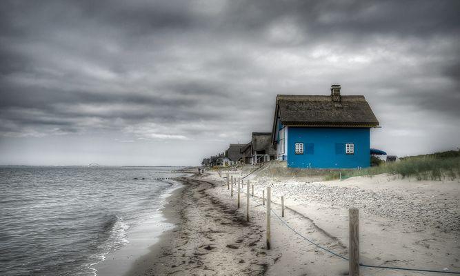 Blaues Haus Heiligenhafen