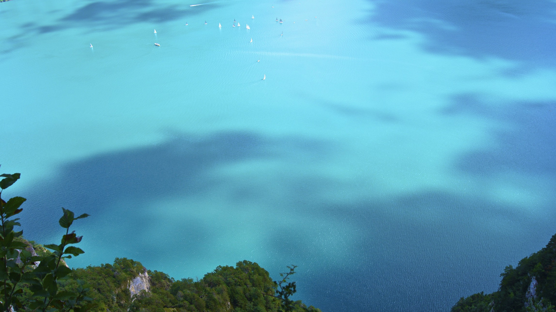 Blaues Paradies