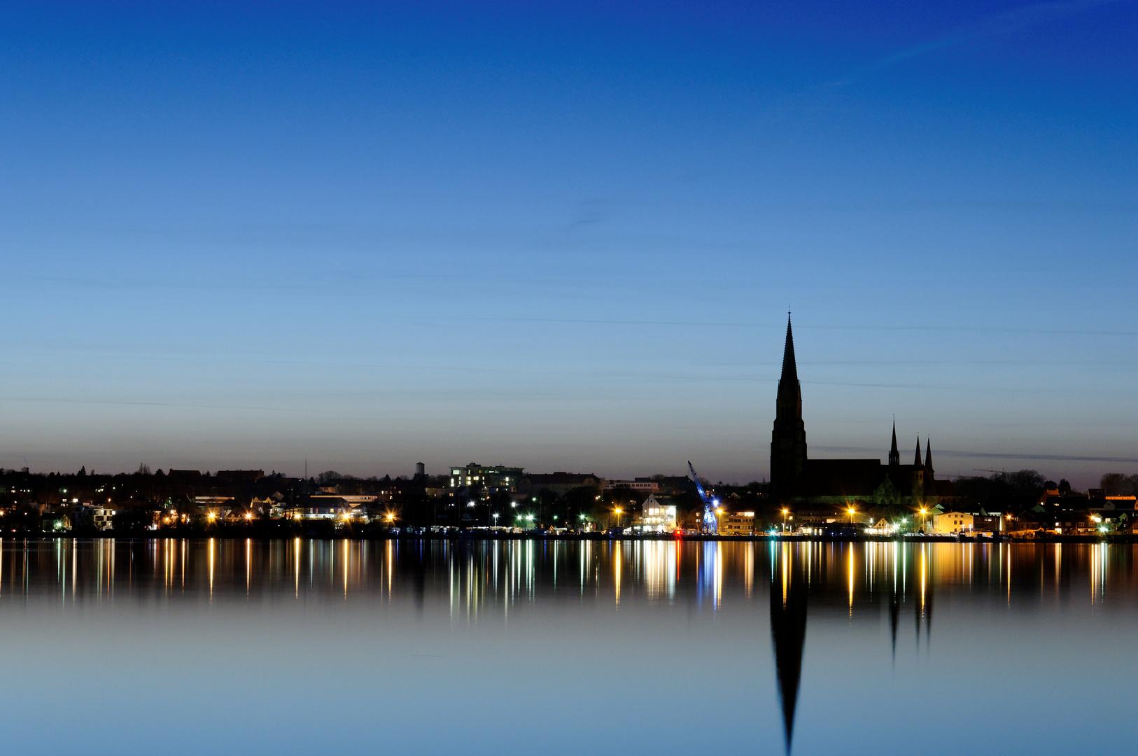 Blaues Schleswig