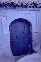 Blaues Tor in Chefchouen