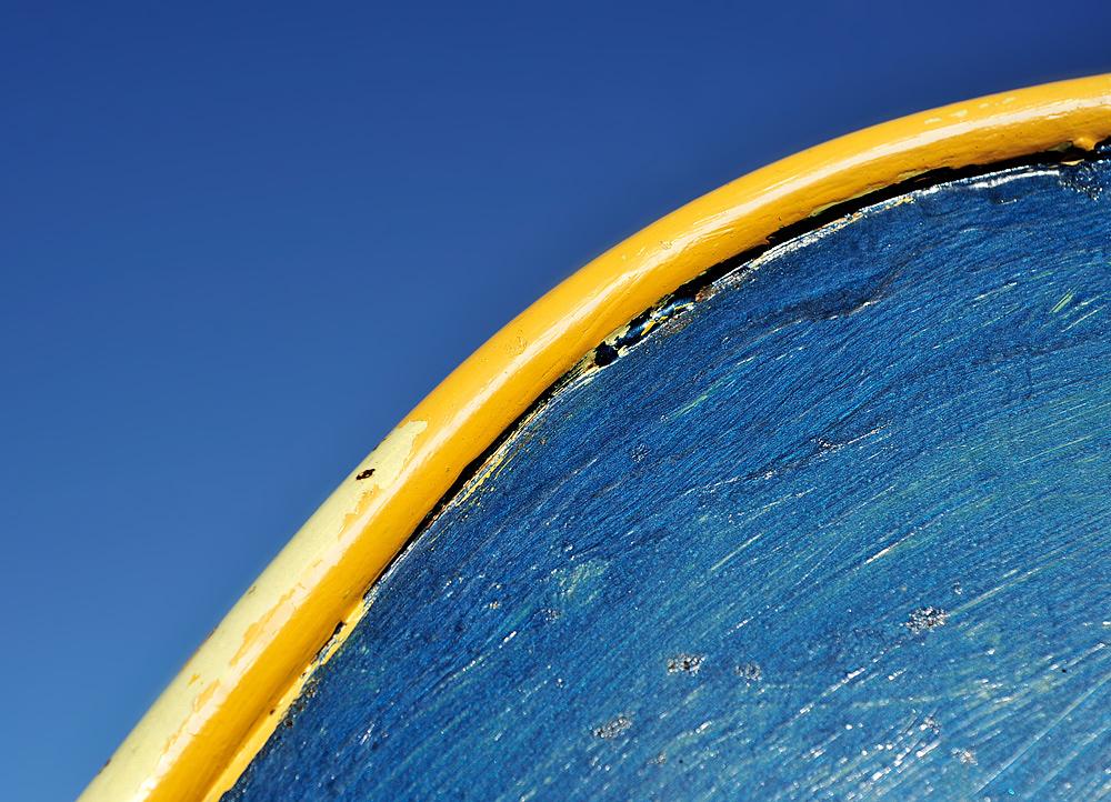 Blau/Gelb 2