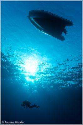 Blauwasserstop