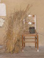 Blé au moulin de Vanneau