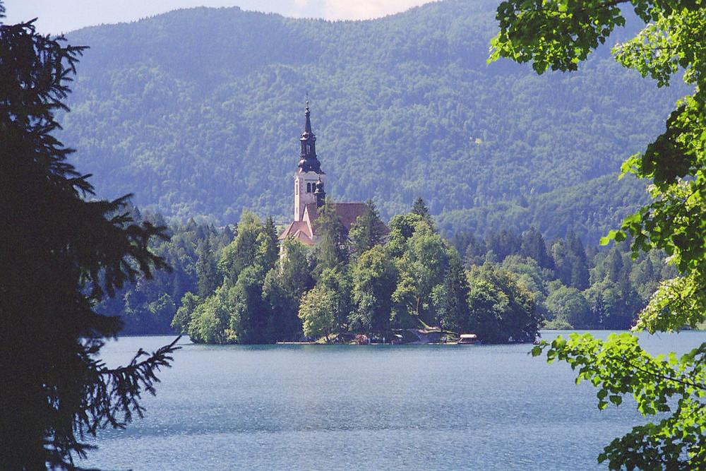Bled Slovénie