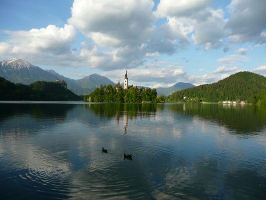 Bleder See - Slowenien