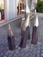 Blei-Stifte aus Aluminium
