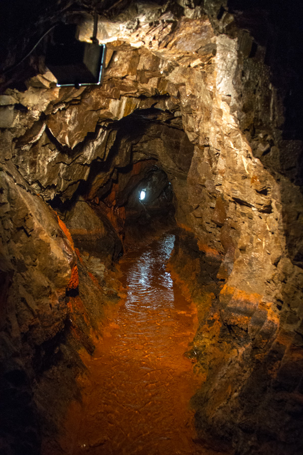 Bleibergwerk Grube Wohlfarth bei Rescheid