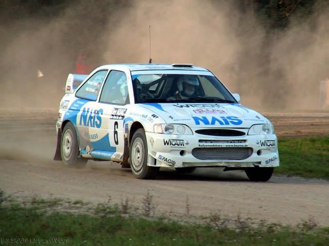 Bleifuß Rallye