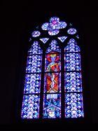 Bleiverglasung aus der St Augustinus  Kirche Gelsenkirchen