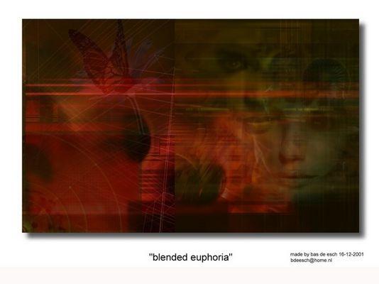 blended euphoria - bas de esch   www.dreamscapedesigns.nl