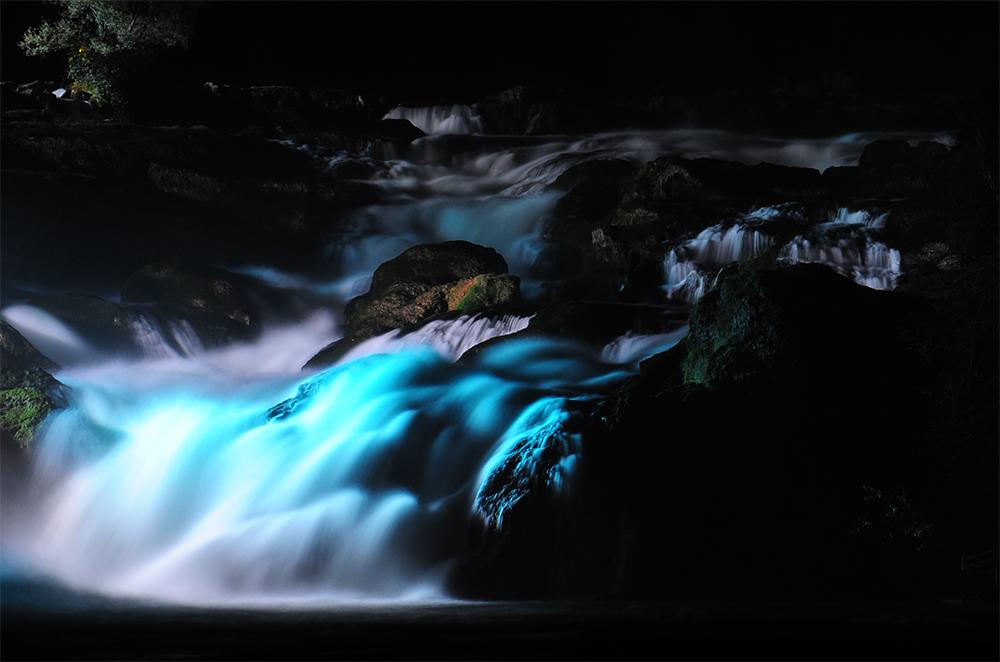 Bleu de Glace - Sans Glace
