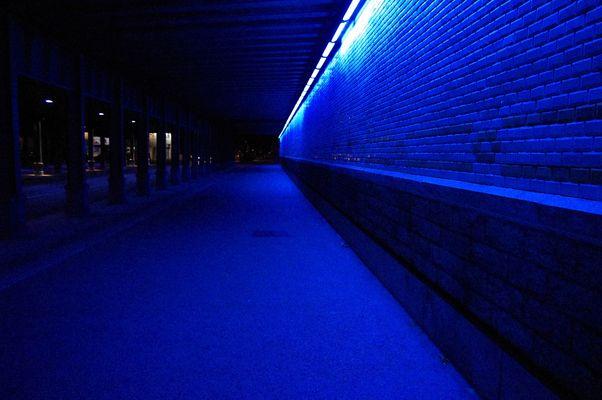 Bleu nuit Urbain