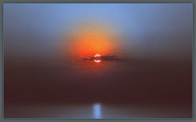 Bleu solaire