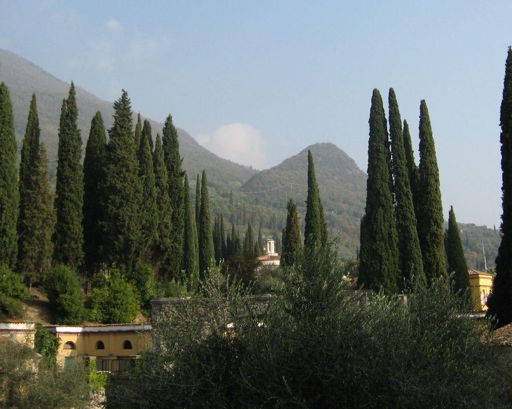 Blick auf Andre´s Giardino Botanico