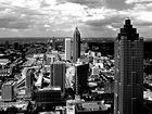 Blick auf Atlanta