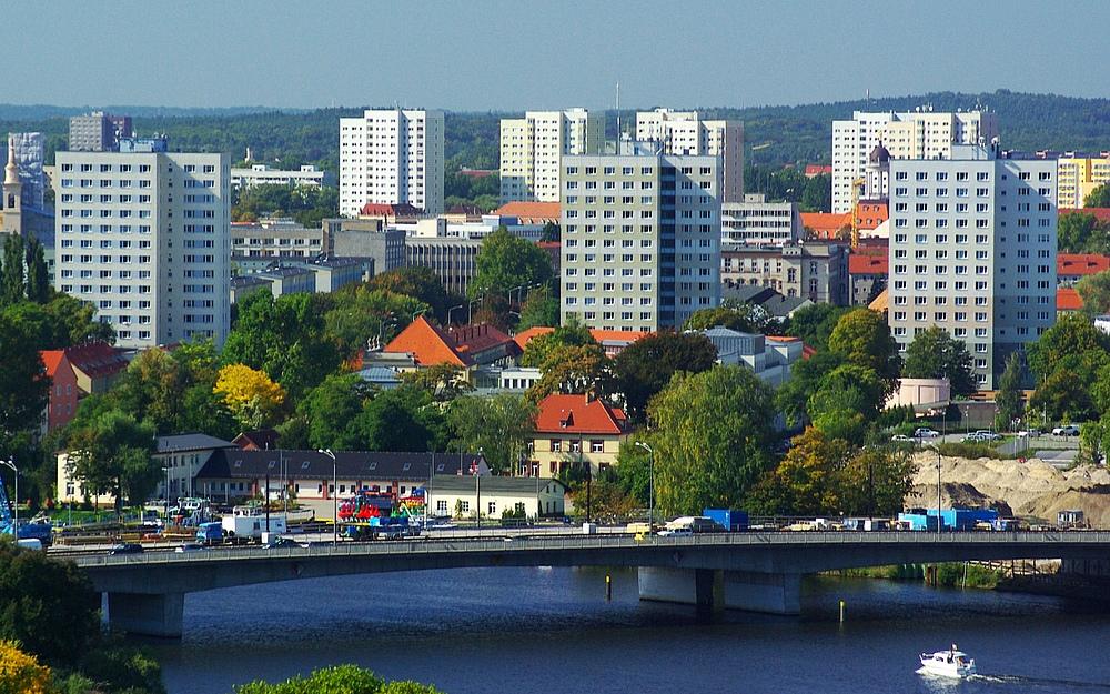 "Blick auf ""Beton,- Potsdam"",- kann man auch ..."