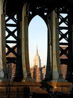Blick auf das Empire State Building (2) (Dezember 2009)