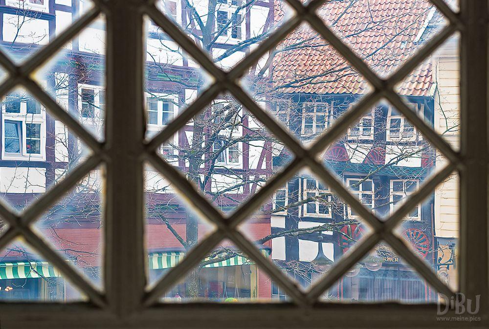 Blick auf das Thörmerhaus
