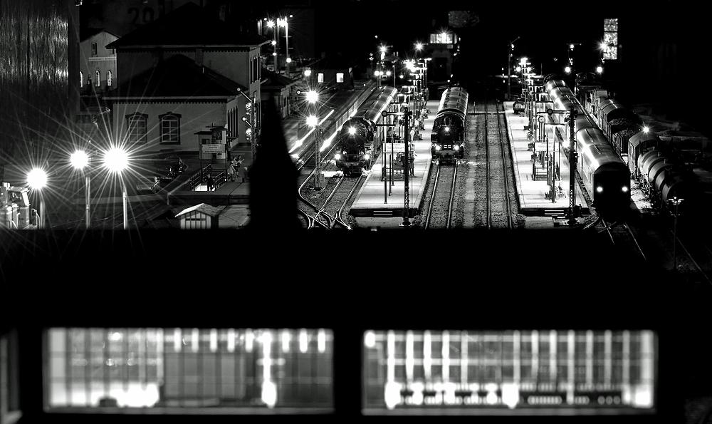 Blick auf den Bahnhof der Spur1 Freunde Suedbaden Nr.2