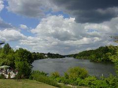 Blick auf den Griebnitzsee