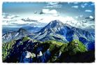 Blick auf den Mittagskogel in Kärnten