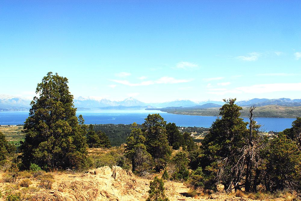 Blick auf den Nahuel Huapi