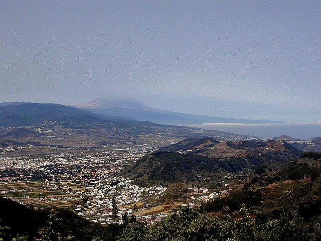 Blick auf den Pico del Teide