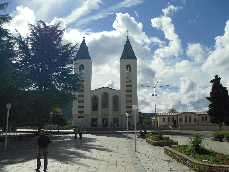 Blick auf die heiligste Kirche dieser Welt!