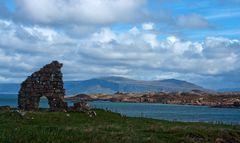 Blick auf die Insel Mull