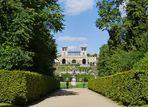 Blick auf die Orangerie Potsdam