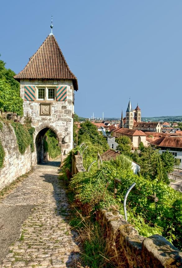 Blick auf Esslingen [1]