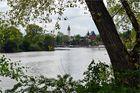 Blick auf Frankfurt-Höchst