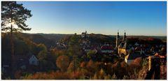 Blick auf Gössweinstein