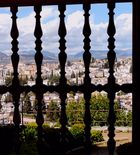 Blick auf Granada...
