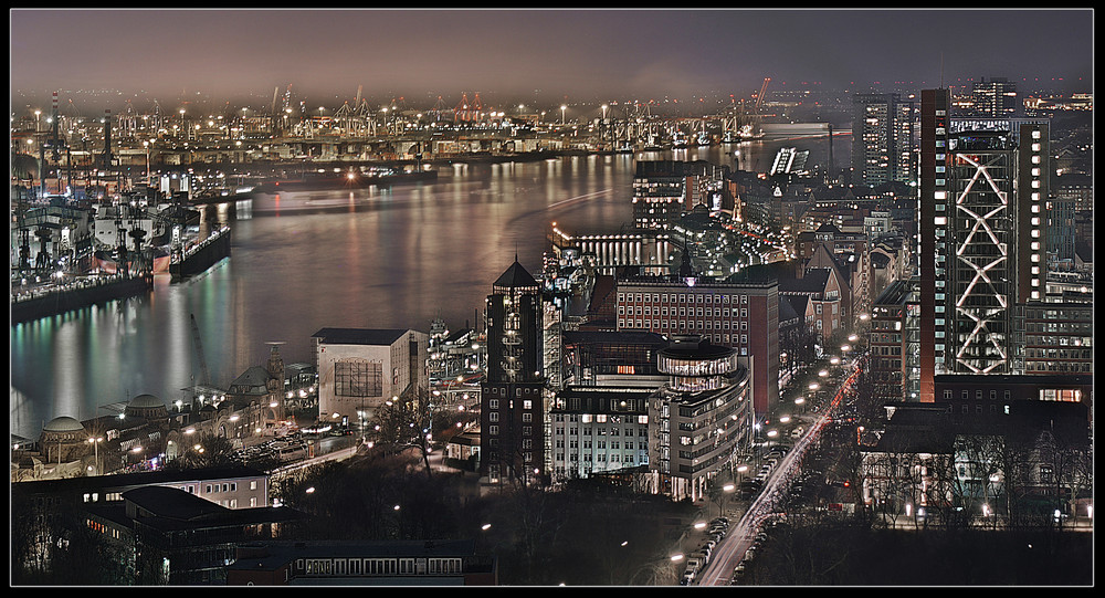 Blick auf Hamburg 3