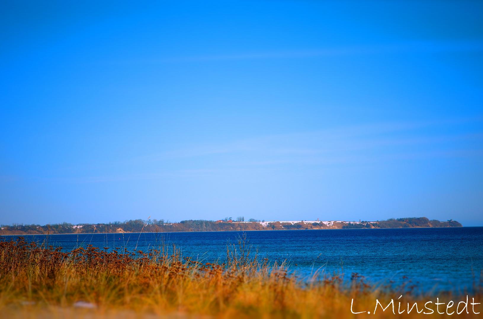 Blick auf Kap Arkona