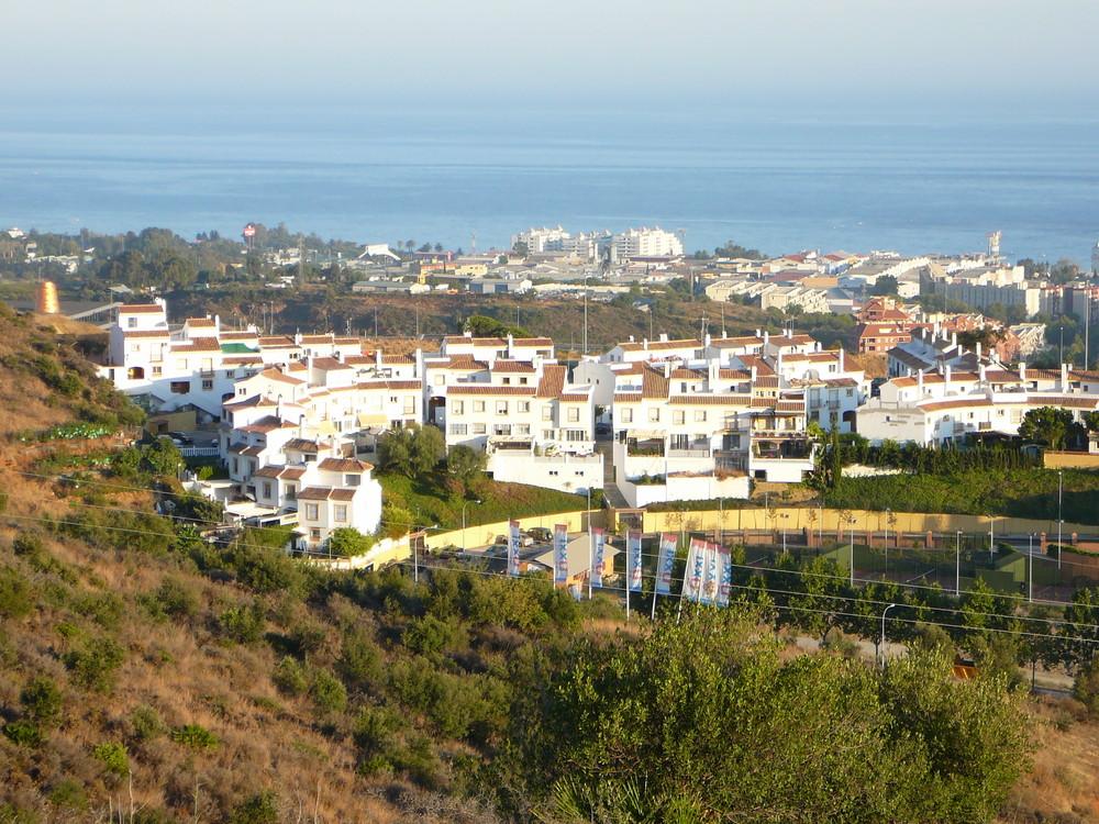 Blick auf Marbella und das Meer (3)