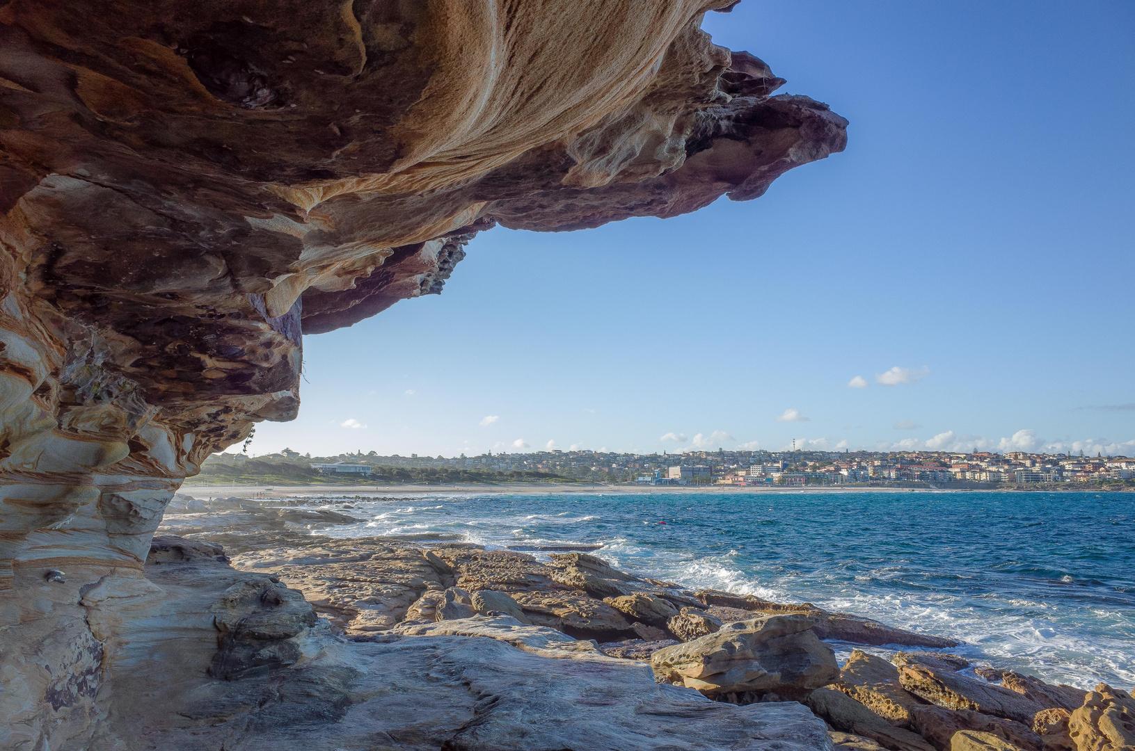 Blick auf Maroubra Beach
