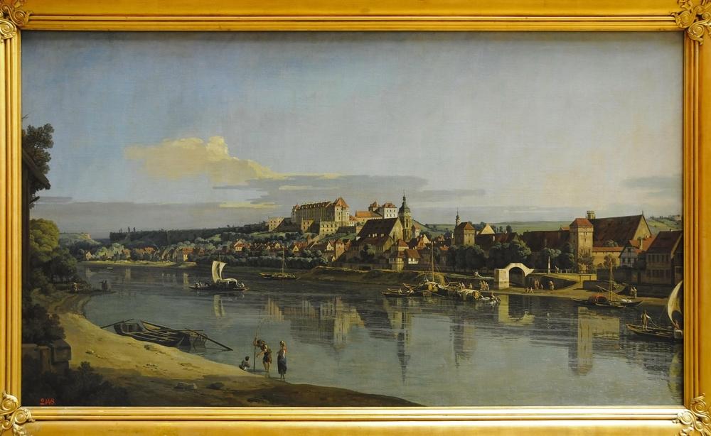 Blick auf Pirna