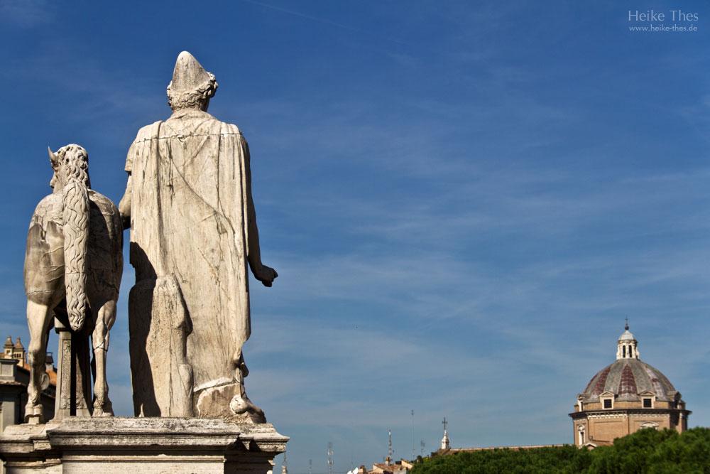 Blick auf Rom II
