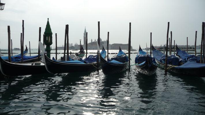 Blick auf San Giorgio